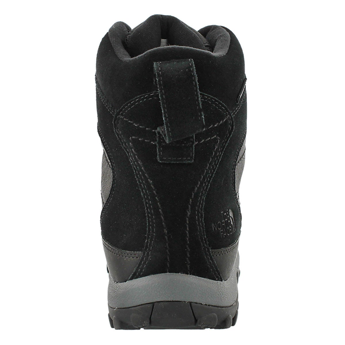 Mns ChilkatLeatherInsulatd blk wntr boot