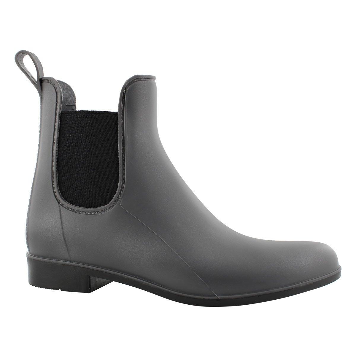 Lds Celeste pewter wtpf chelsea boot