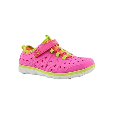 Stride Rite Infants' M2P PHIBIAN pink sneakers