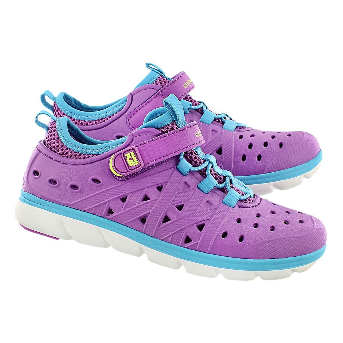 Inf M2P Phibian purple sneaker