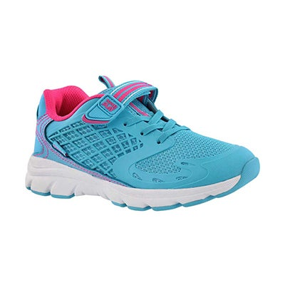 Grls M2P Cannan turquoise sneaker
