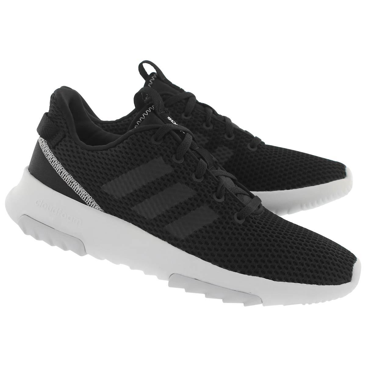 Lds Cloudfoam Racer TR blk running shoe