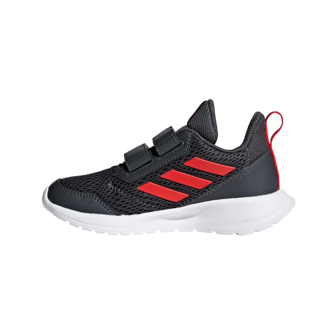 Bys AltaRun CF K gry/red sneaker
