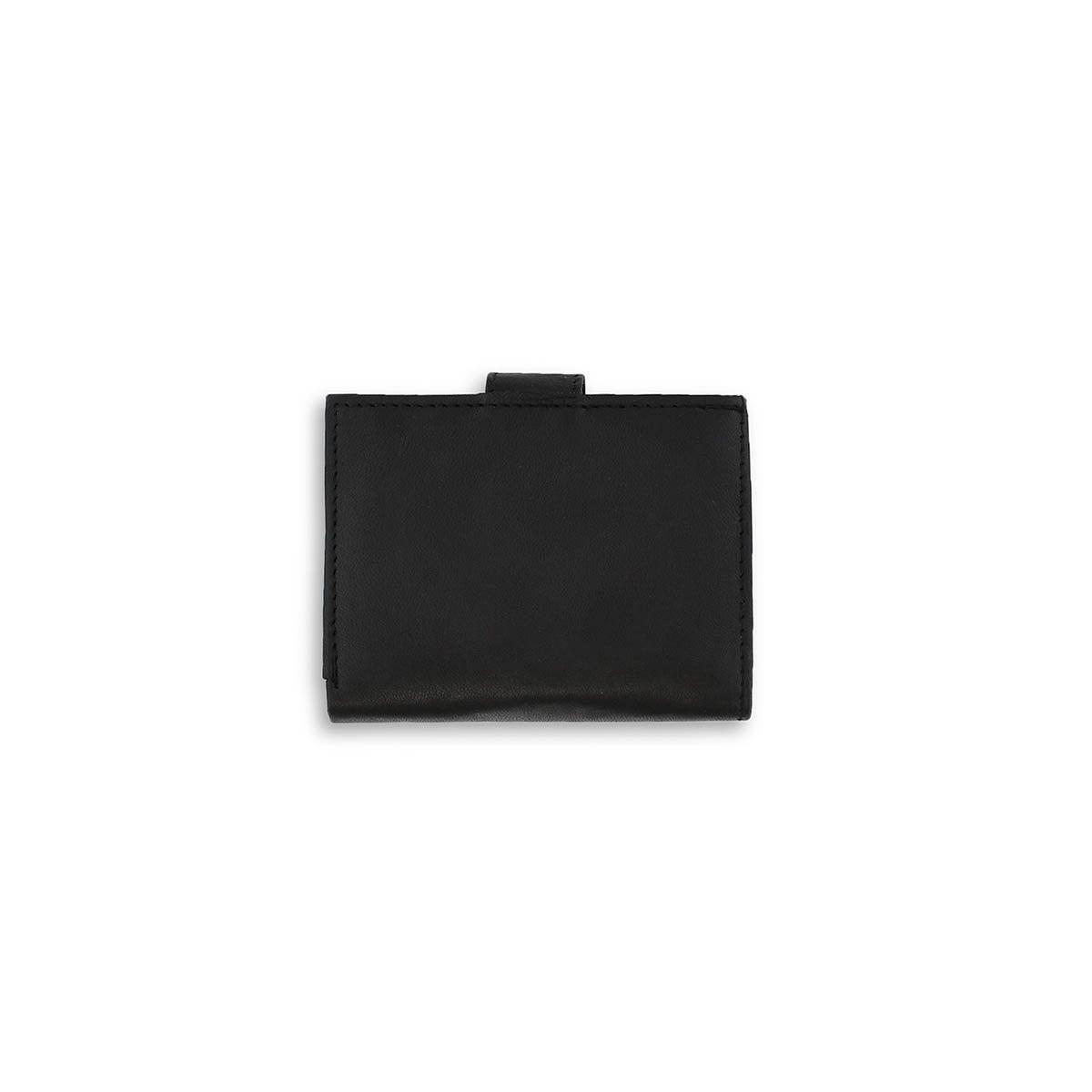Mns black RFID cardholder wallet