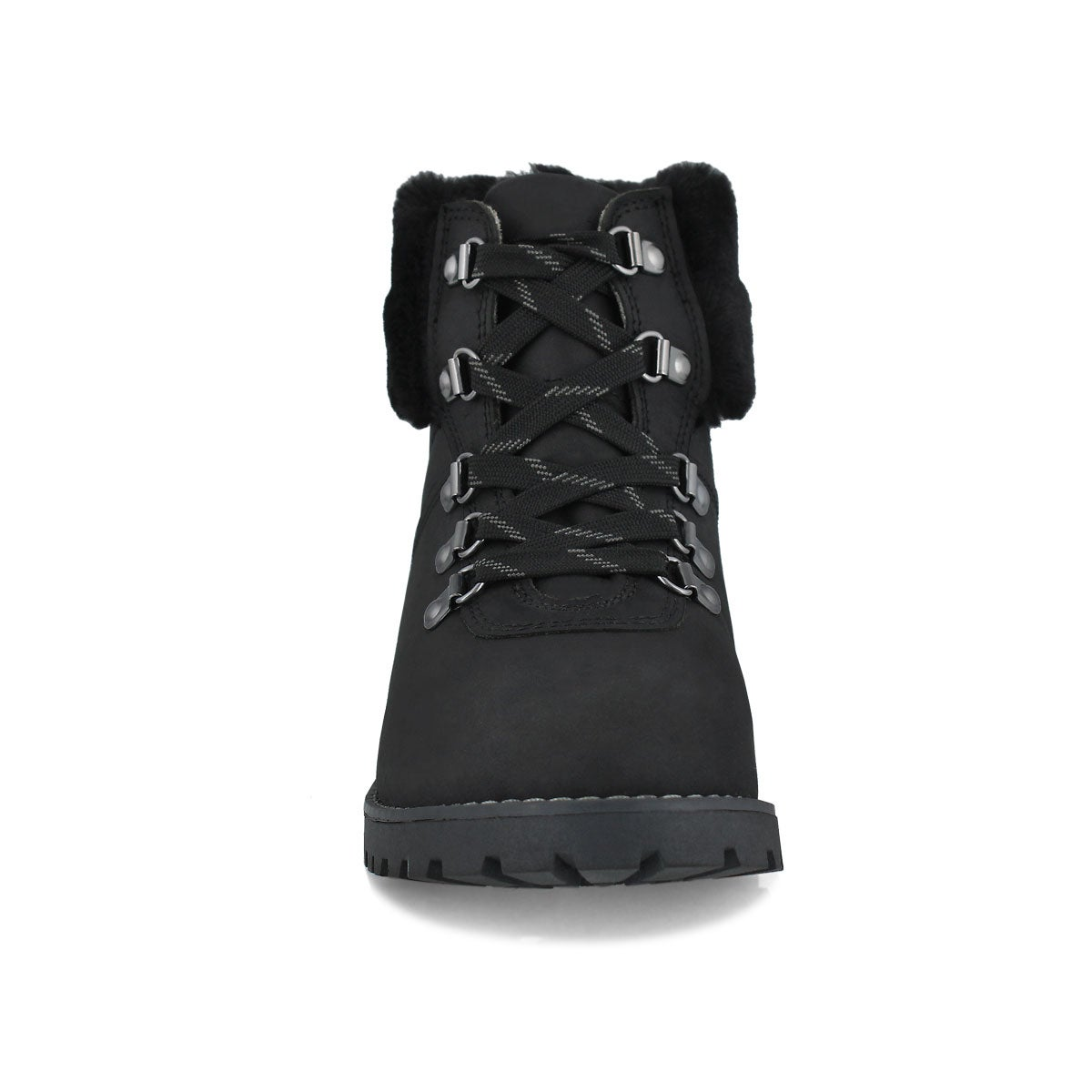 Lds Chambly black wtpf winter boot