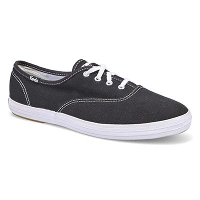 Lds Champion black canvas CVO sneaker