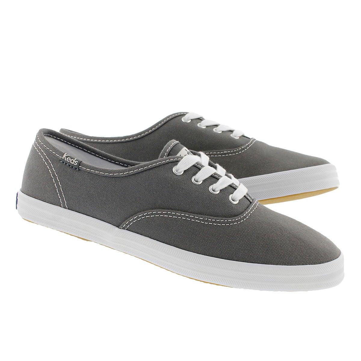 Lds Champion grey canvas CVO sneaker
