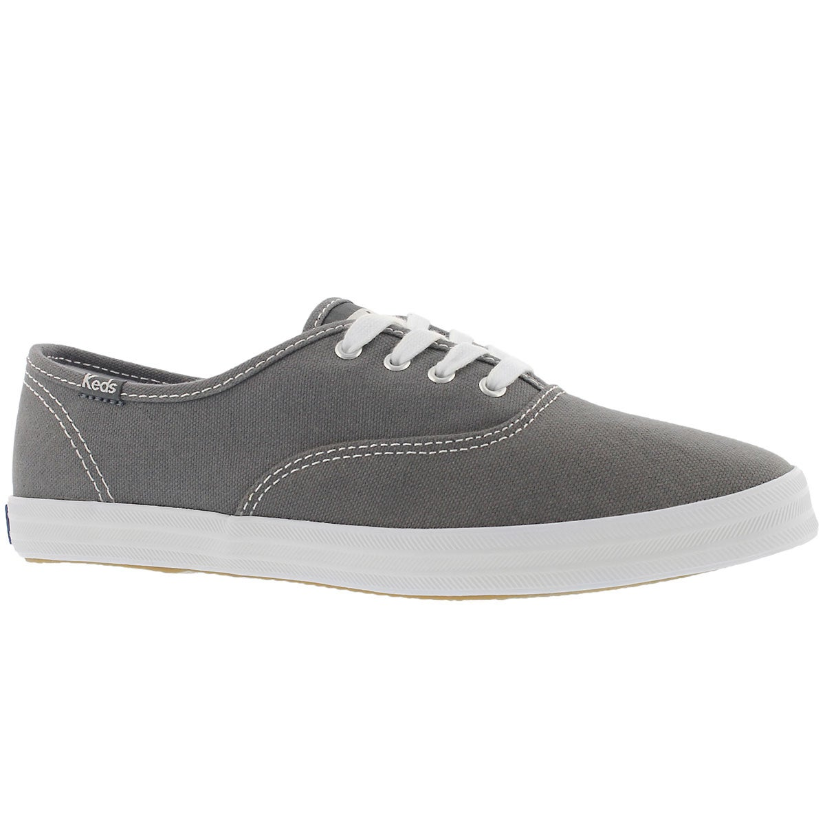 922aa2fb3a96c Keds Women s CHAMPION grey canvas CVO sneaker