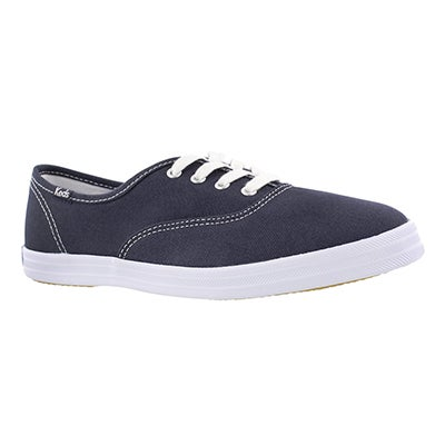 Keds Women's CHAMPION OXFORD navy CVO sneakers