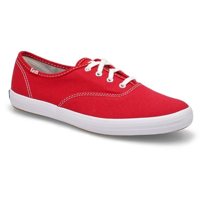 Keds Women's CHAMPION OXFORD red CVO sneakers