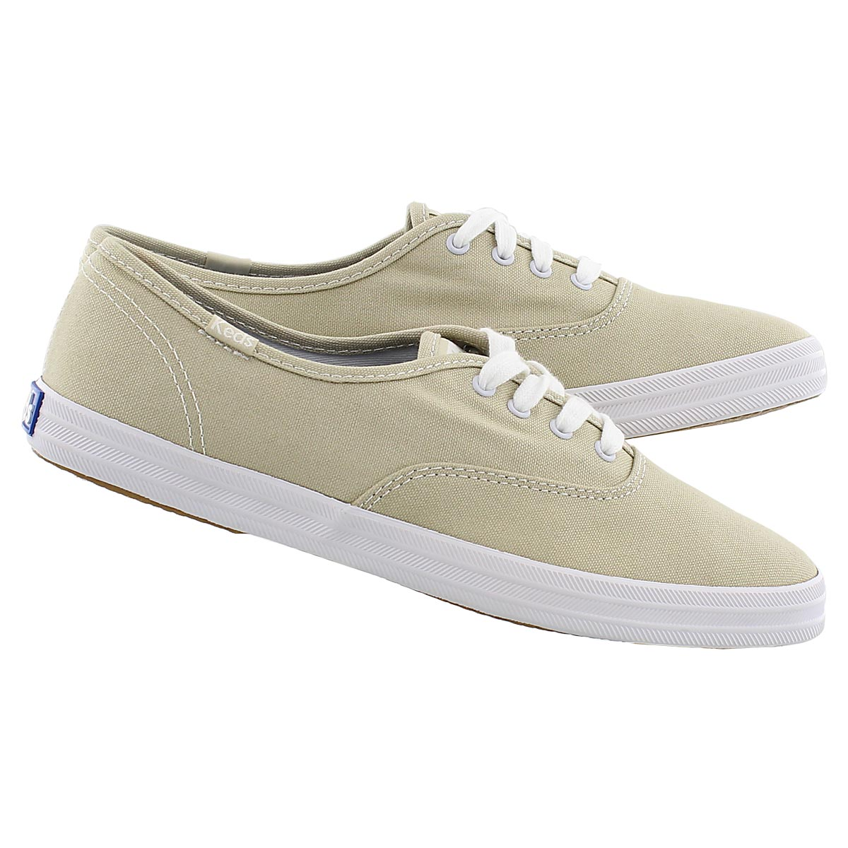 Lds Champion stone canvas CVO sneaker