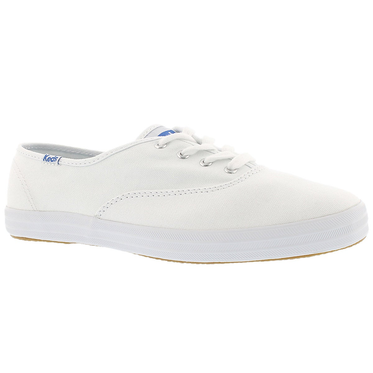 Women's CHAMPION OXFORD white sneakers -Extra Wide