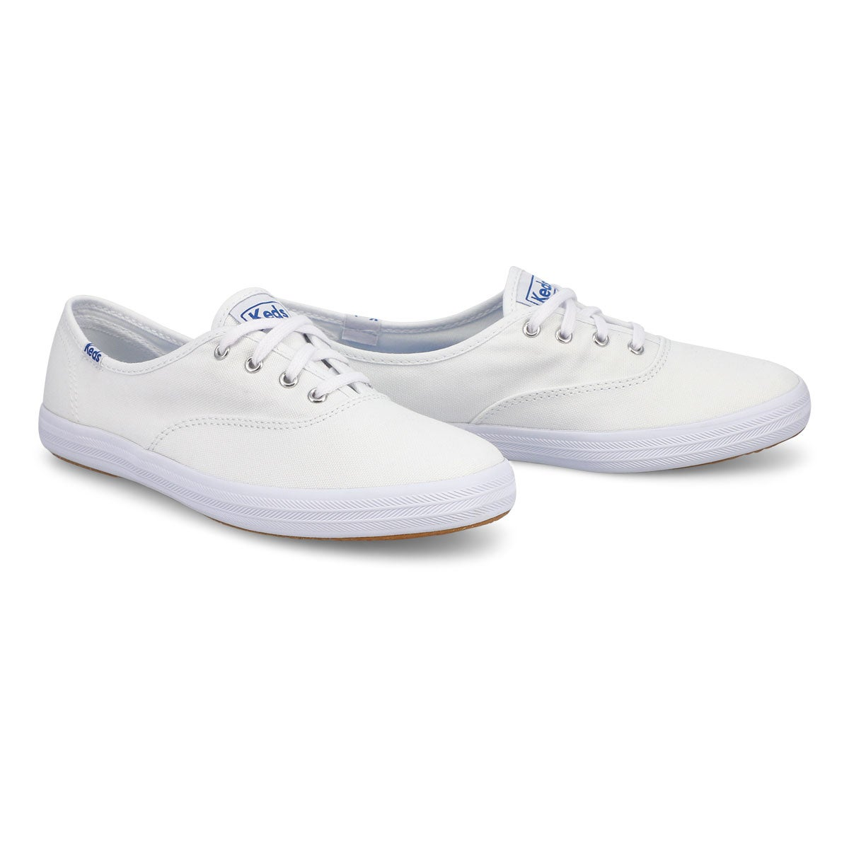 Lds Champion white canvas CVO sneaker