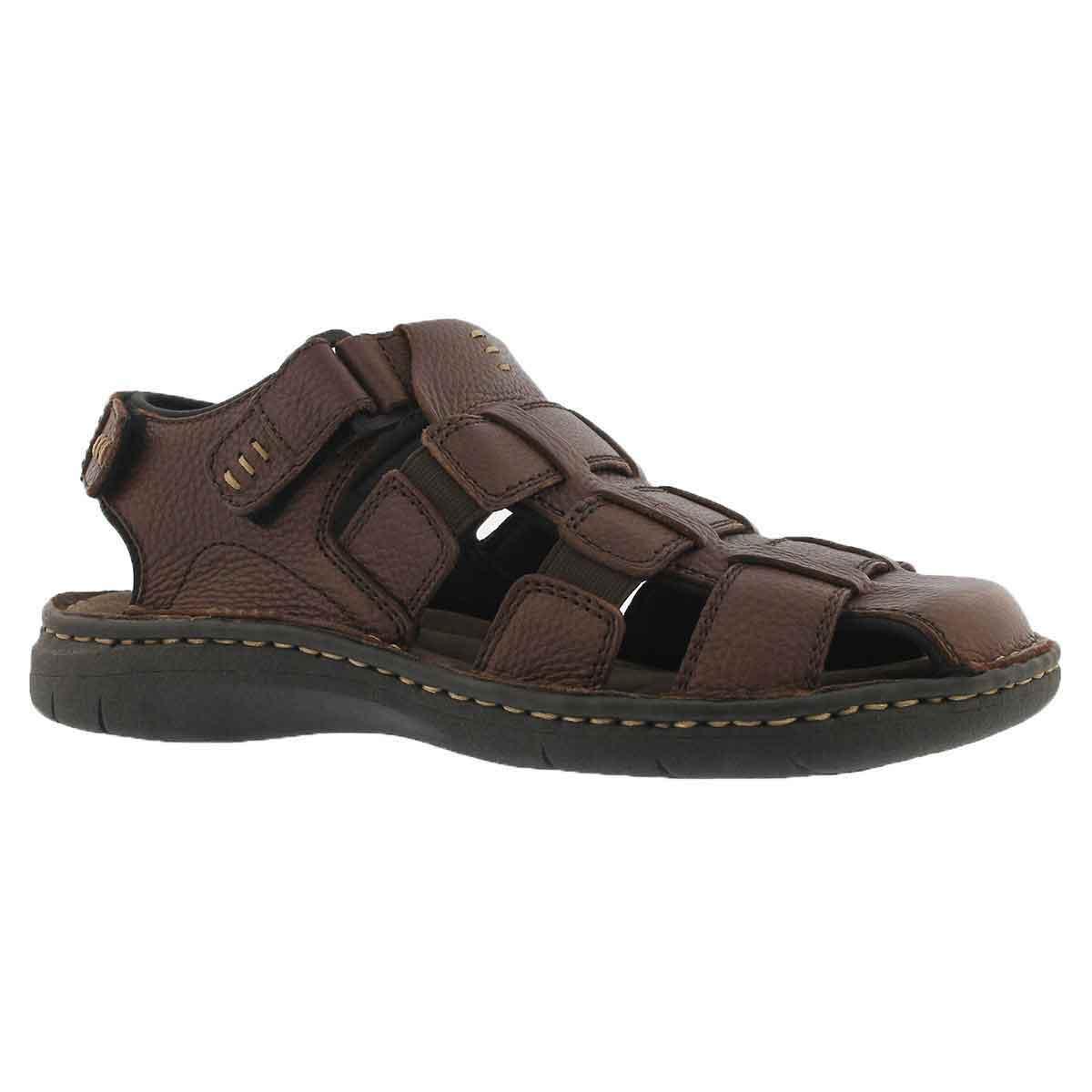 Men's CHARLES 4 brown fisherman sandals