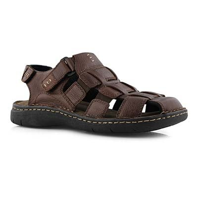 Mns Charles 5 brown fisherman sandal