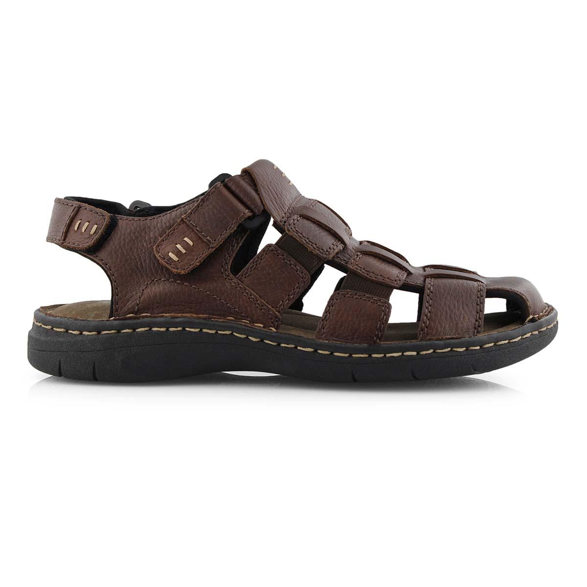 Mns Charles 5 brown fisherman sandal