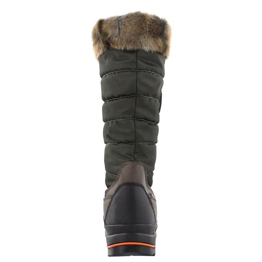 Lds Chateau khaki wtpf winter boot