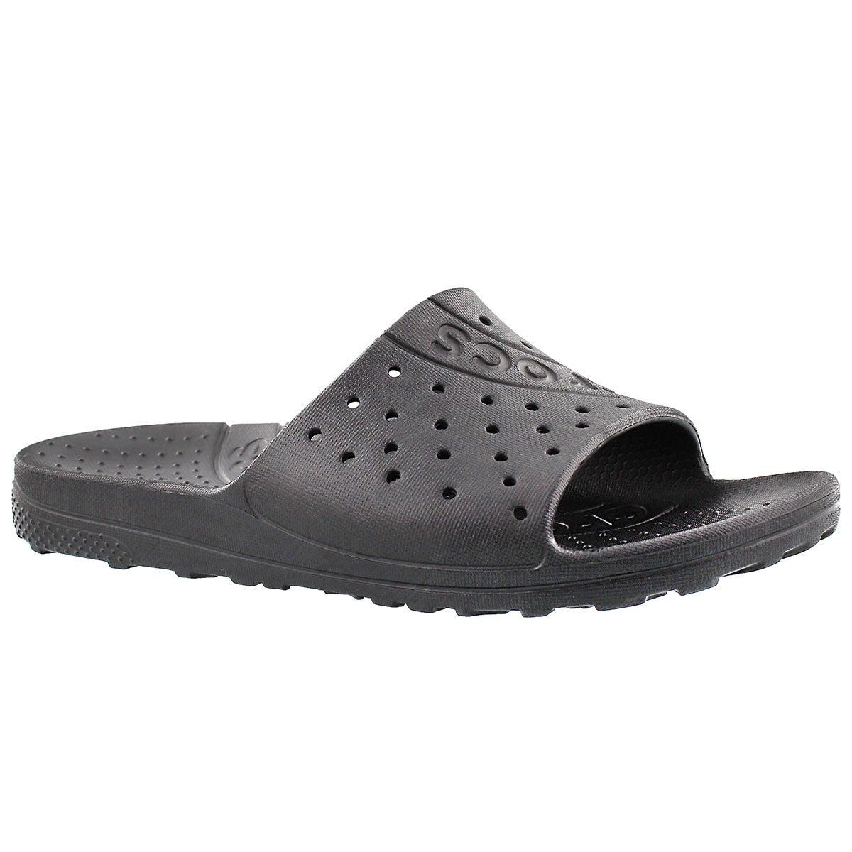 Mns Chawaii black slide sandal