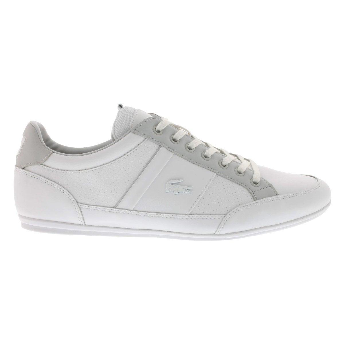 Mns Chaymon PRM wht/gry fashion sneaker
