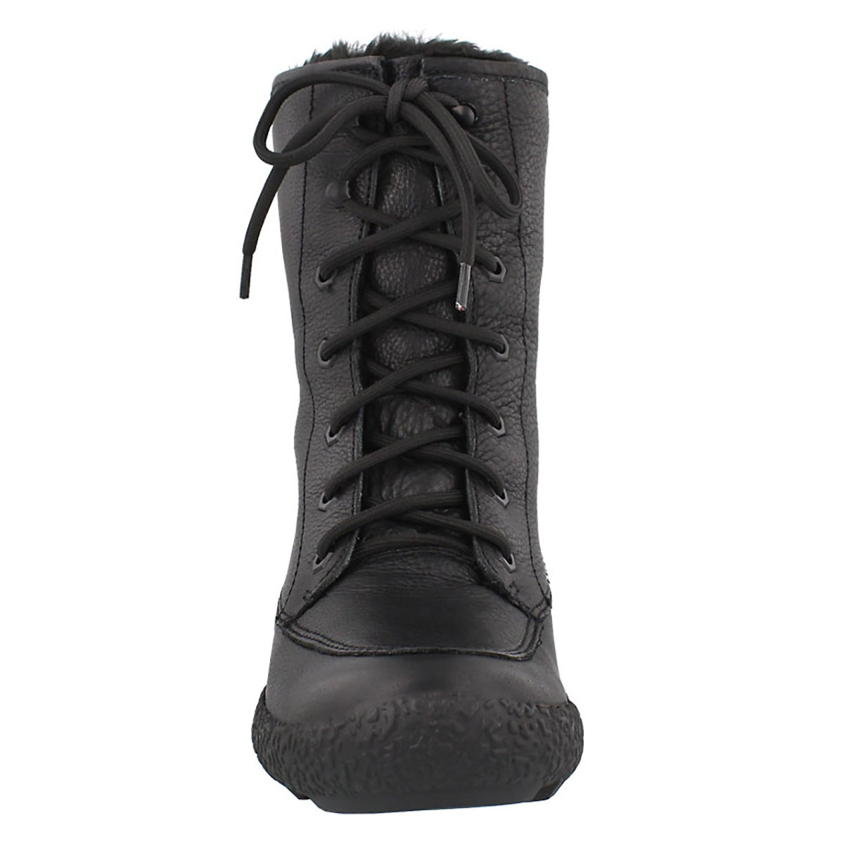 Lds Cheyenne blk/blk wtrpf winter boot