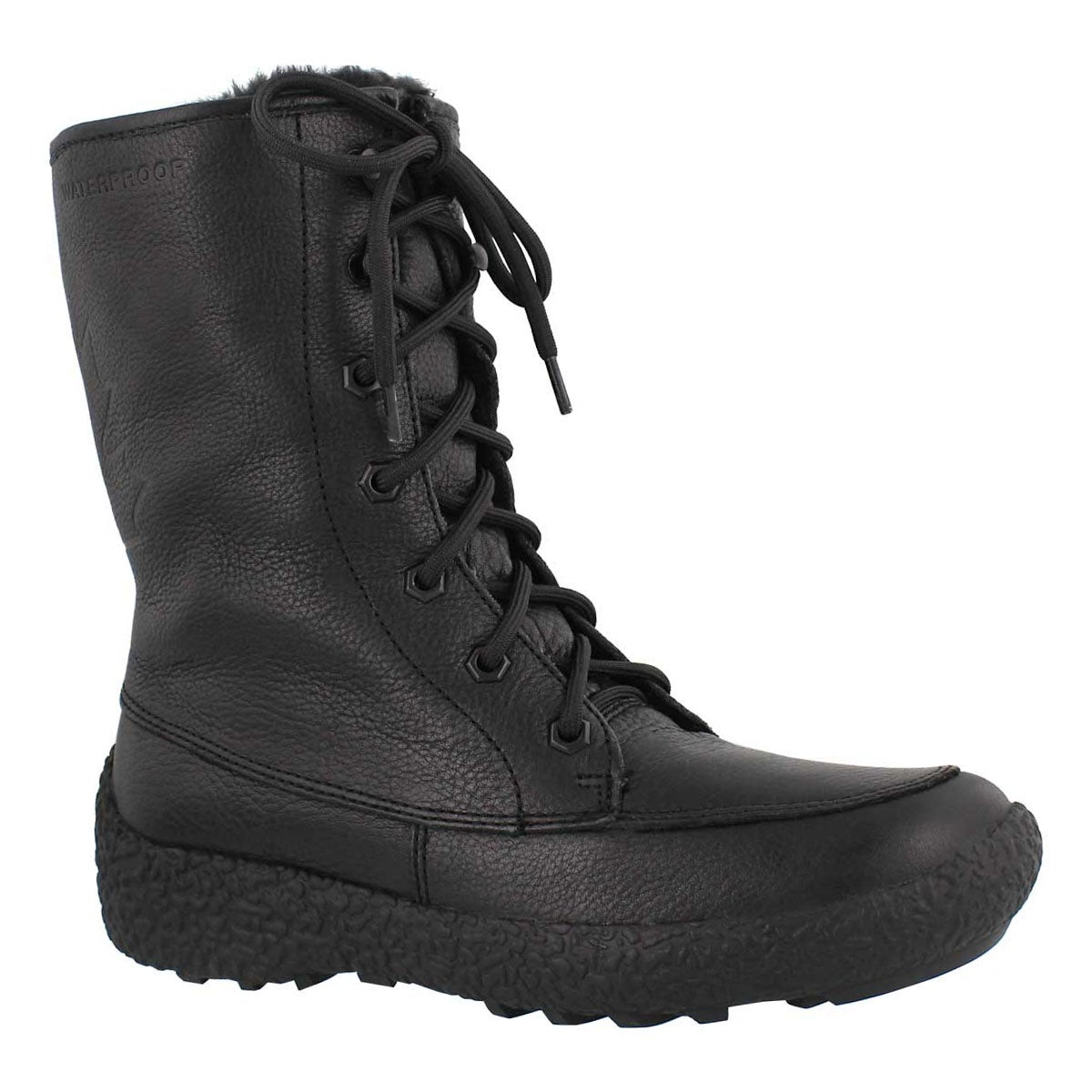 Women's CHEYENNE blk/blk waterproof winter boots