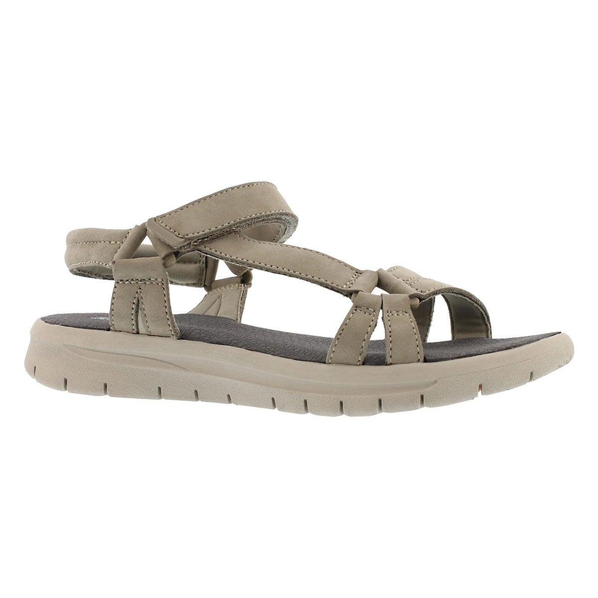 Women's CHRISSY stone sport sandals
