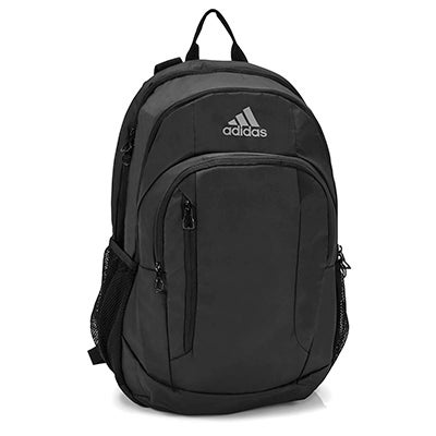 Adidas Mission Plus black backpack