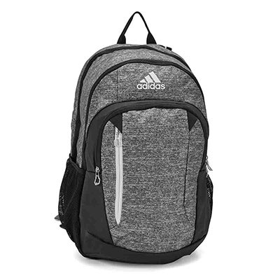 Adidas Mission Plus onix/blk/wt backpack