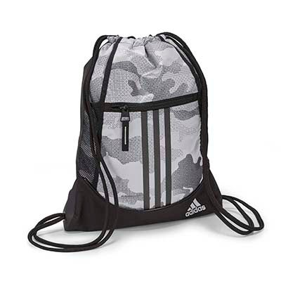 Adidas AllianceII Plus blk/camo sackpac