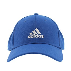 Adidas Men's RUCKER STRETCH FIT blue/white caps