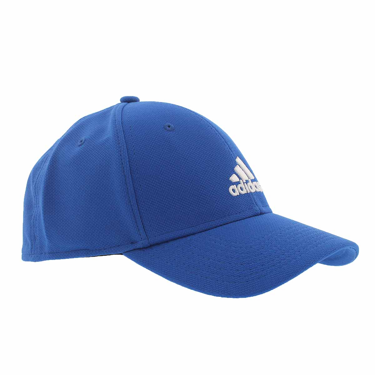 Mns Rucker Stretch Fit blu/wht cap