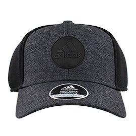 Mns Thrill jersey blk/blk snapback cap