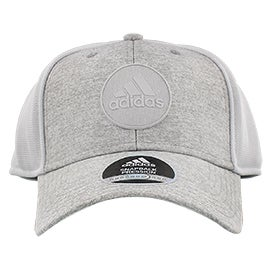Adidas Men's THRILL white/grey snapback caps
