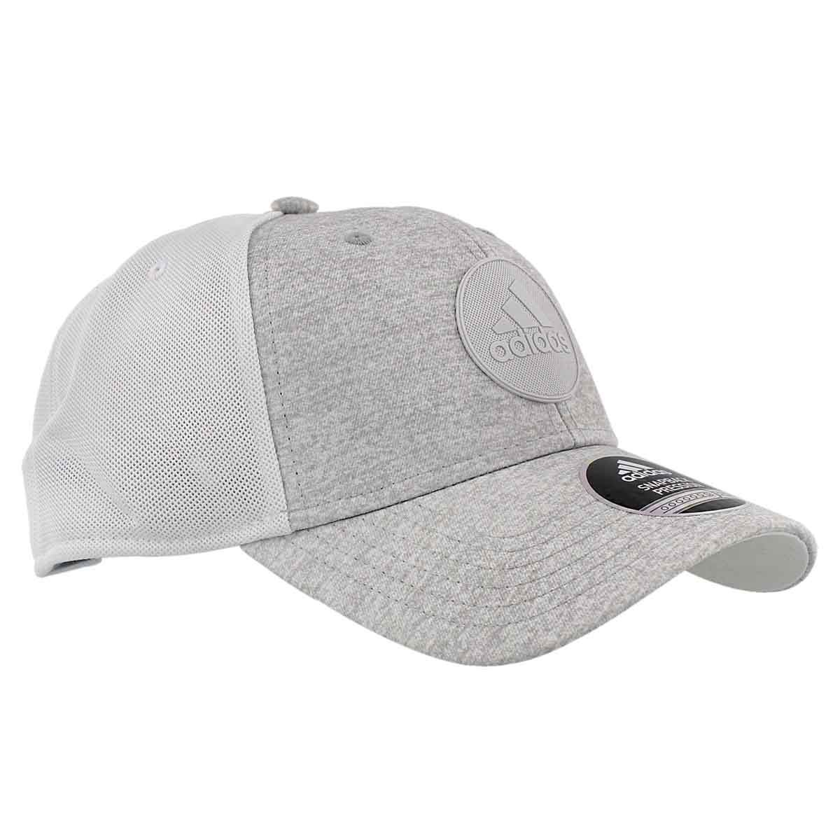 Mns Thrill jersey wht/gry snapback cap