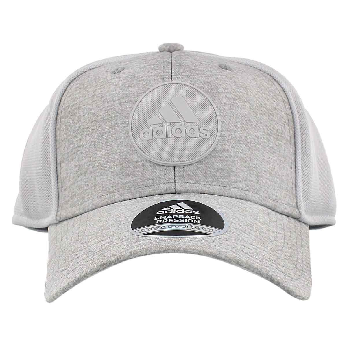 Men's THRILL white/grey snapback caps