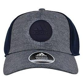 Adidas Men's THRILL jersey onix/navy snapback caps