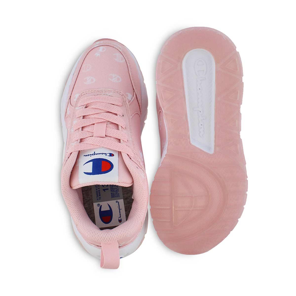 Grls 93Eighteen Queen Mini pnk sneaker