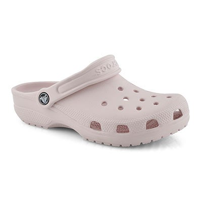 Lds Classic barely pink EVA comfort clog
