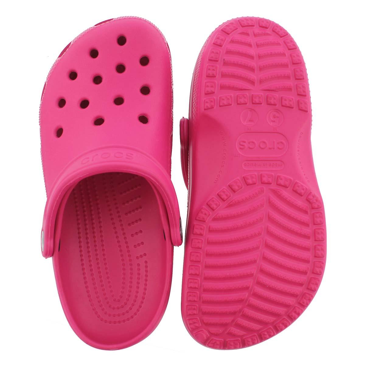 Lds Classic candy pink EVA comfort clog