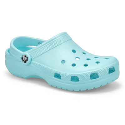 Lds Classic ice blue EVA comfort clog