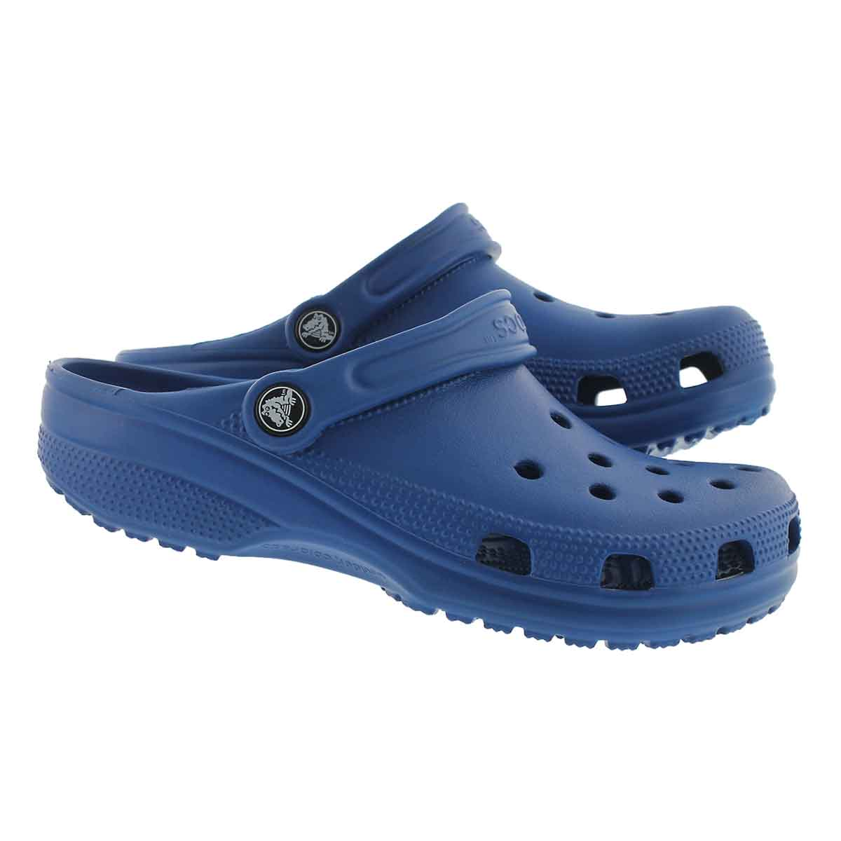 Lds Classic blue jean EVA comfort clog