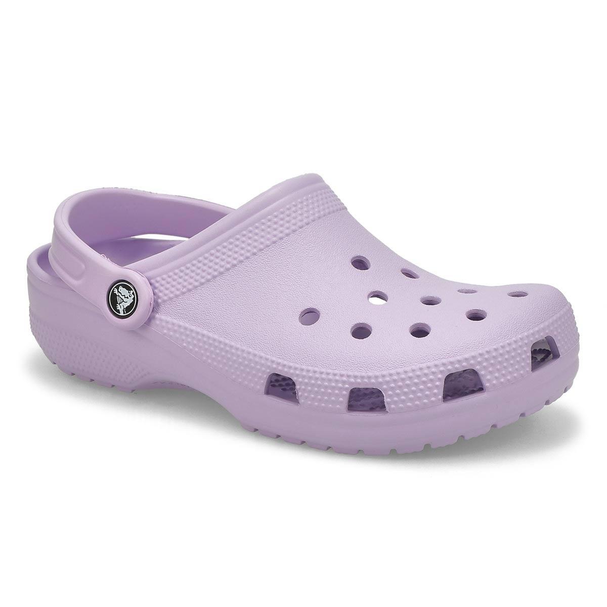 Lds Classic lavender EVA comfort clog