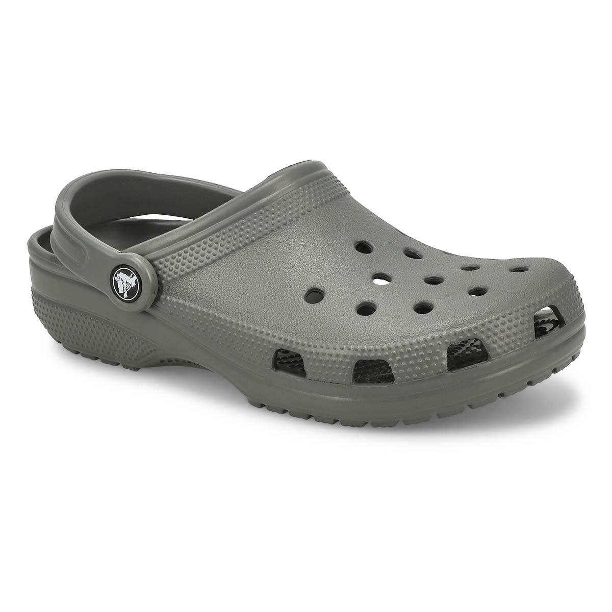 Lds Classic slate grey EVA comfort clog