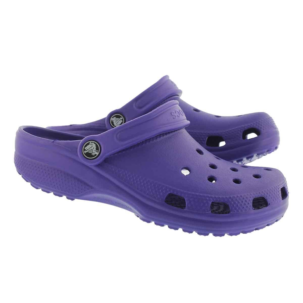 Lds Classic ultraviolet EVA comfort clog