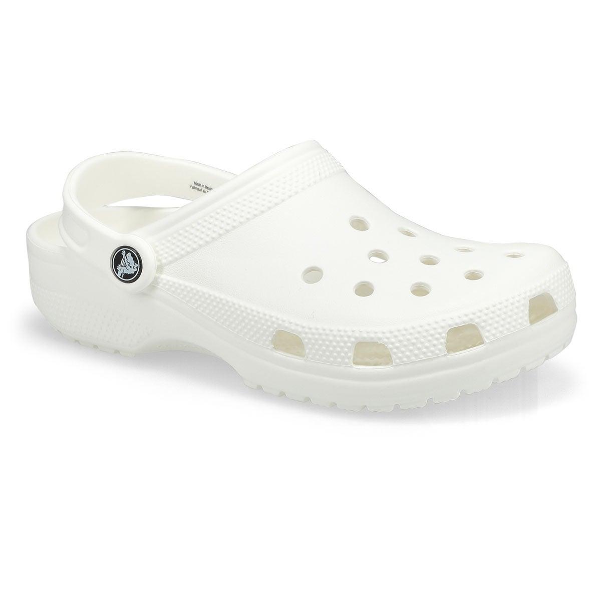 Women's CLASSIC white EVA comfort clogs