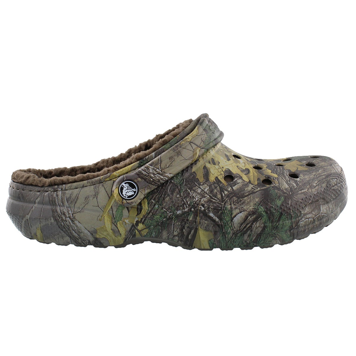 Mns Classic Lined realtree comfort clog