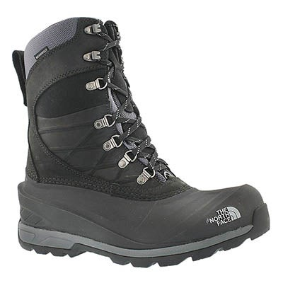 Mns Chilkat 400 blk/gry wtpf winter boot