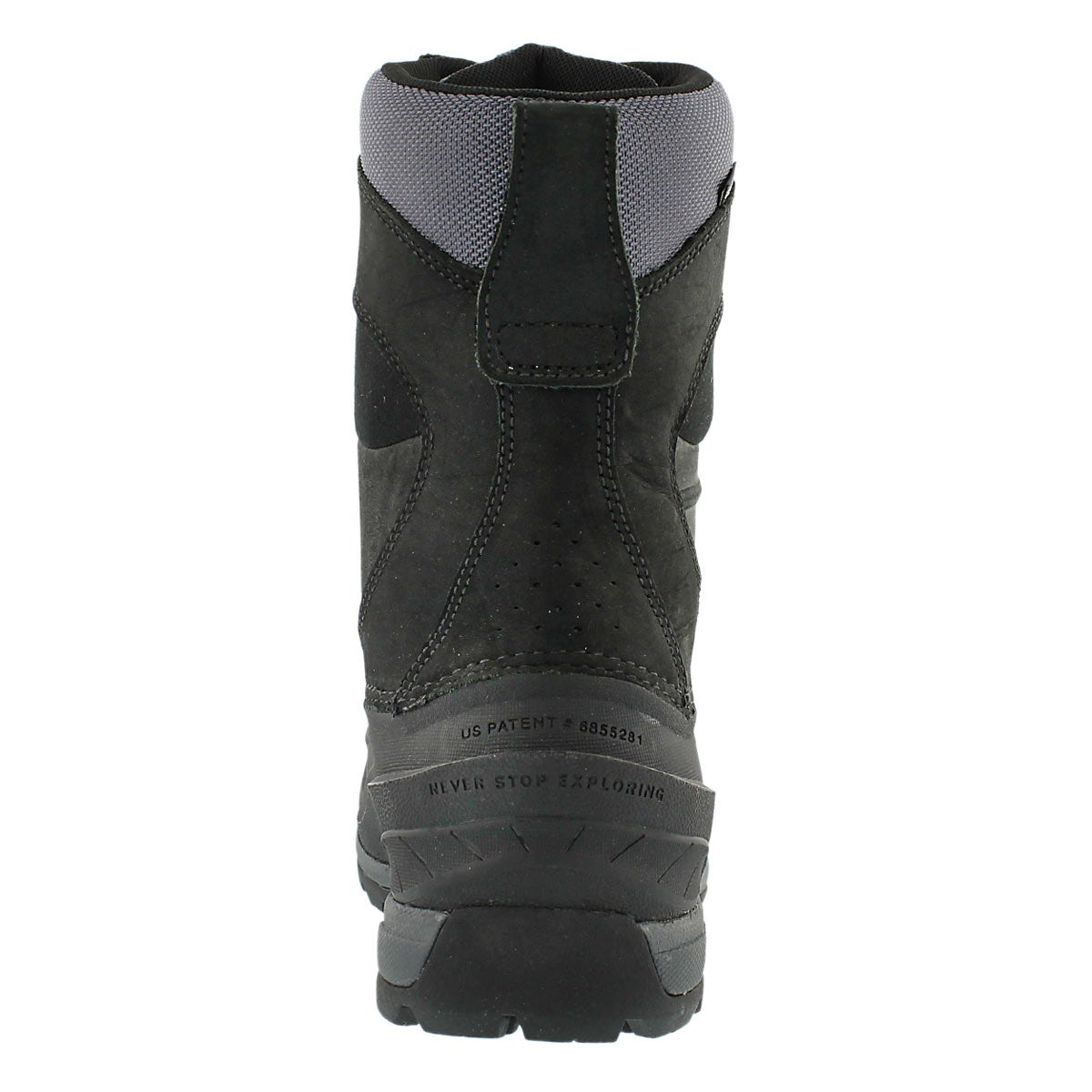 Mns Chilkat 400 blk/gry wtpf winter boot