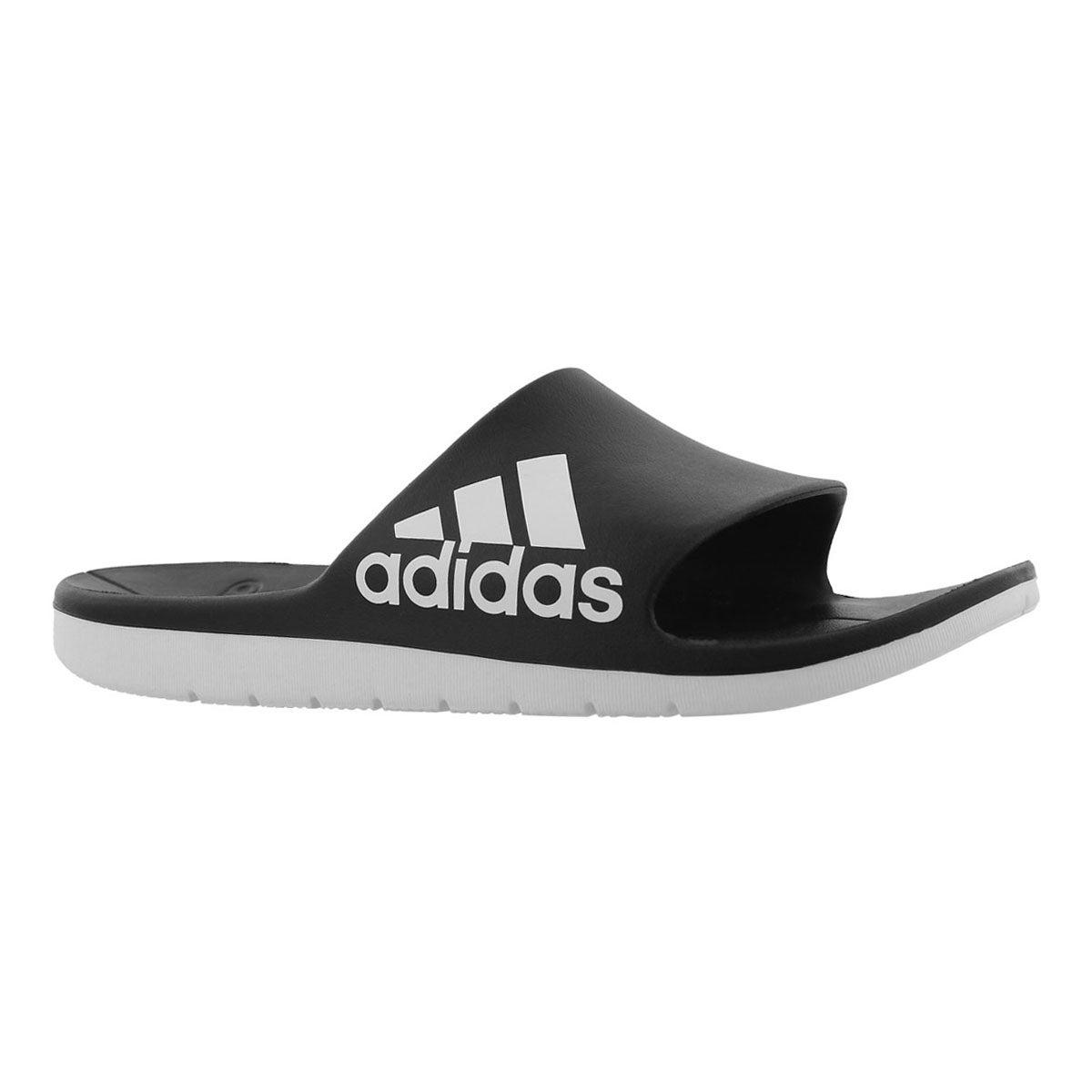 Mns Aqualette CF blk/wht slide sandal