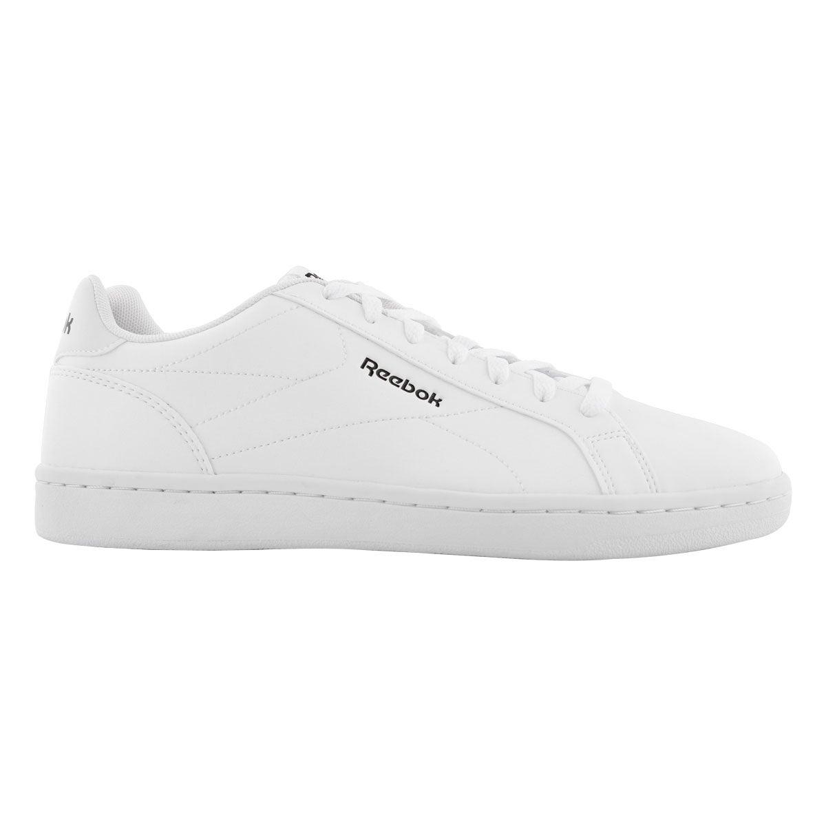 Mns Complete Clean wt/bk fashion sneaker